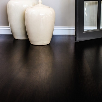 Boen Oak Noir 3 Strip Engineered Wood Flooring