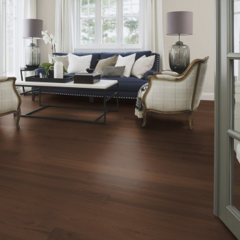 Boen Walnut Andante Square Edge 138mm Engineered Wood Flooring