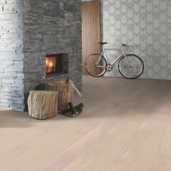 Boen Oak Pearl 3-Strip Natural Oil Engineered Wood Flooring