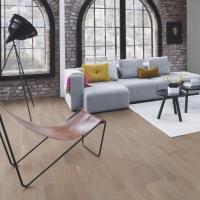 Boen Oak Sand 3-Strip Natural Oil Engineered Wood Flooring