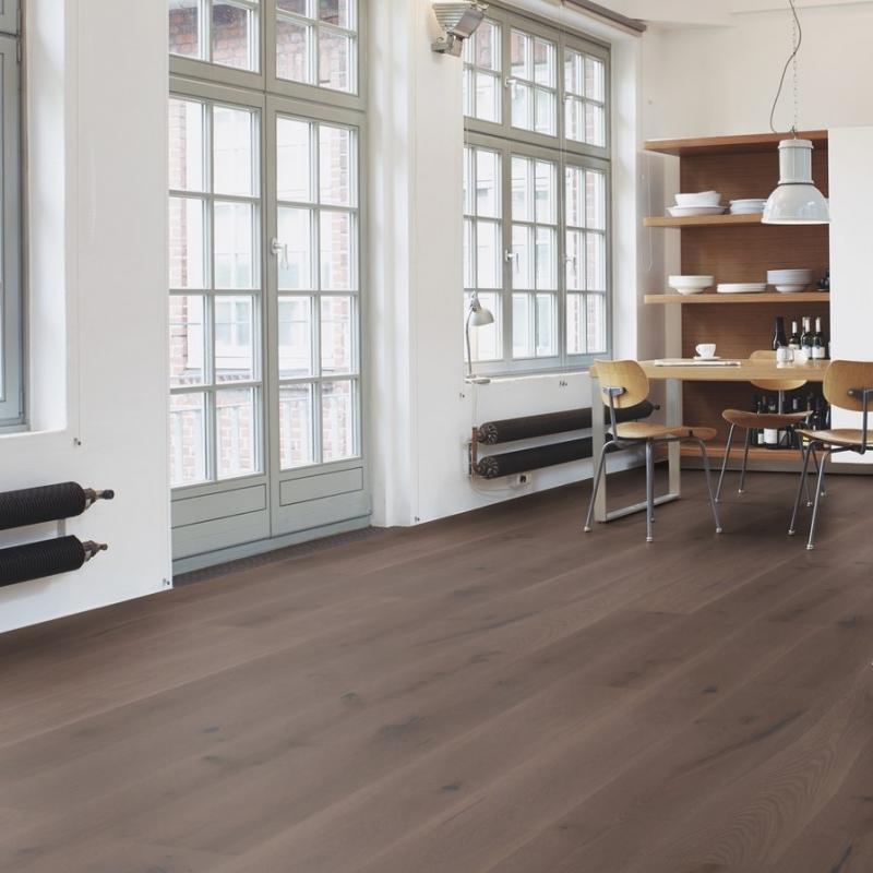 Boen Castle Oak Elephant Grey Live Pure, Boen Engineered Wood Flooring