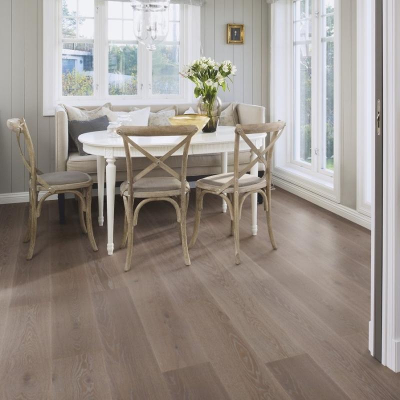 Boen Castle Oak India Grey Live Pure, Boen Engineered Wood Flooring