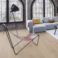 Boen Live Pure Ultra Matt Oak Warm Cotton 138mm Engineered Wood Flooring