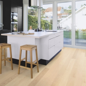 Boen Ash Andante Live Pure 138mm Engineered Wood Flooring