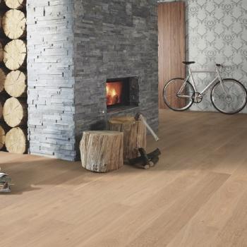 Boen Oak Andante Live Pure 181mm Engineered Wood Flooring