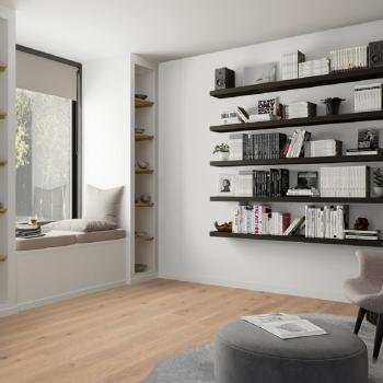 Boen Oak Animoso Live Pure 138mm Engineered Wood Flooring