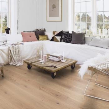 Boen Oak Animoso Live Pure 181mm Engineered Wood Flooring