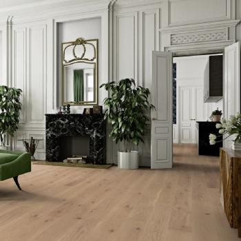 Boen Oak Animoso Live Pure 209mm Engineered Wood Flooring