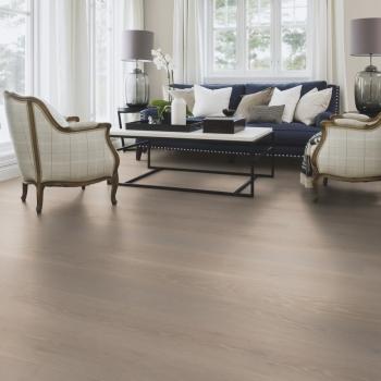 Boen Oak Grey Harmony Live Pure 209mm Engineered Wood Flooring