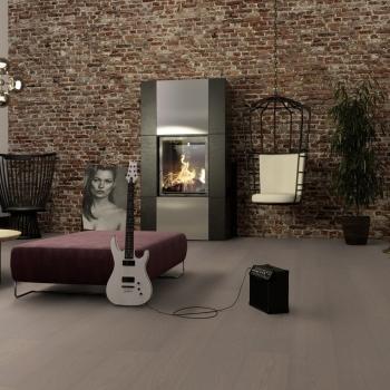 Boen Oak Horizon Live Pure 209mm Engineered Wood Flooring