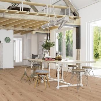 Boen Oak Vivo Live Pure 181mm Engineered Wood Flooring