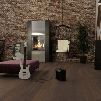 Boen American Walnut Live Pure 138mm Engineered Wood Flooring