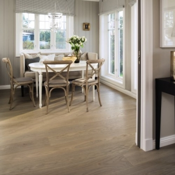 Boen Stonewashed Oak Sand 138mm Engineered Wood Flooring