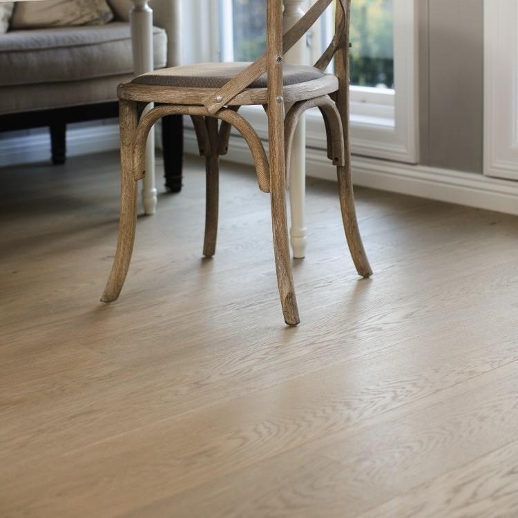 Boen Stonewashed Oak Sand 209mm Engineered Wood Flooring