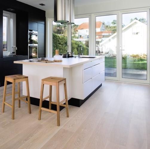 Boen Stonewashed Oak Coral 138mm Engineered Wood Flooring