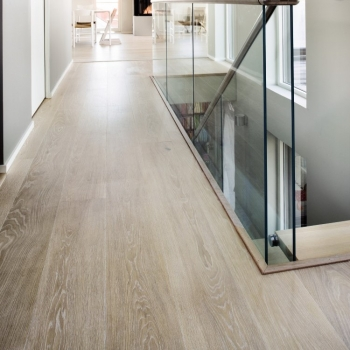 Boen Stonewashed Oak Coral 209mm Engineered Wood Flooring