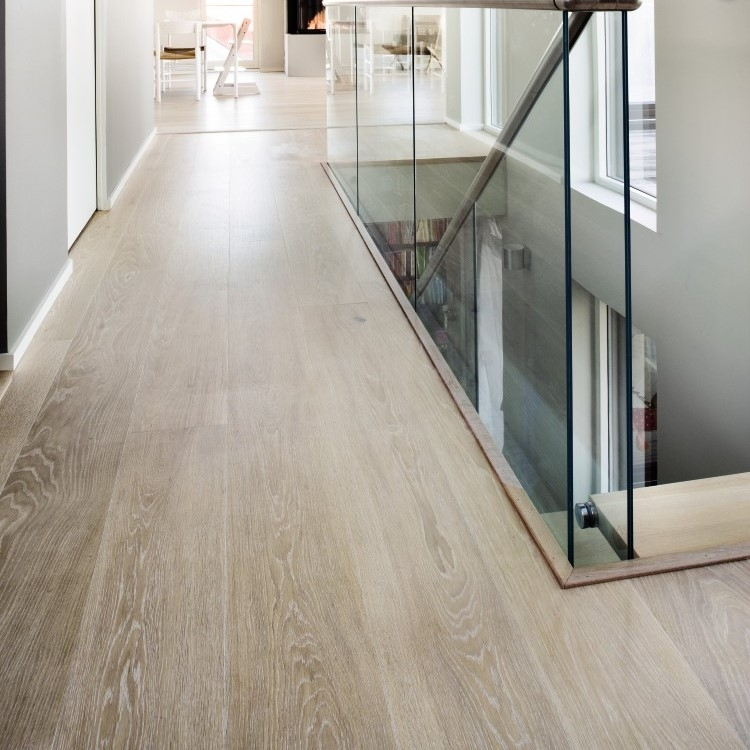 Boen Stonewashed Oak Coral 209mm Engineered Wood Flooring