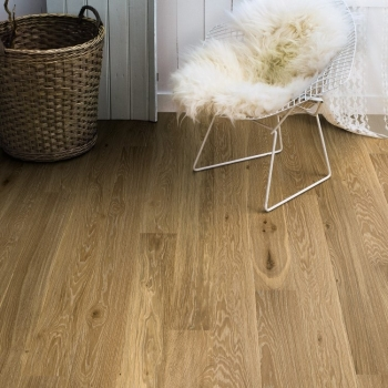 Boen Stonewashed Oak Old Grey 209mm Engineered Wood Flooring
