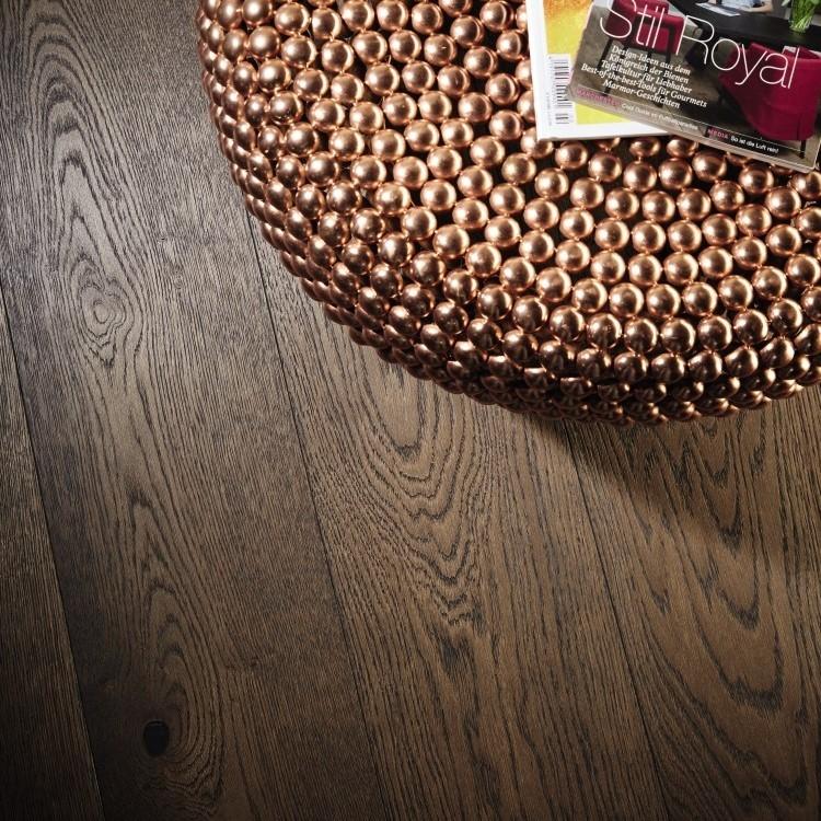 Boen Stonewashed Oak Brown Jasper 138mm Engineered Wood Flooring