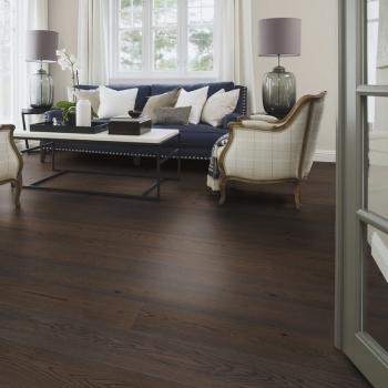 Boen Stonewash Oak Brown Jasper 209mm Engineered Wood Flooring