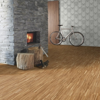 Boen Fineline Oak Engineered Wood Flooring
