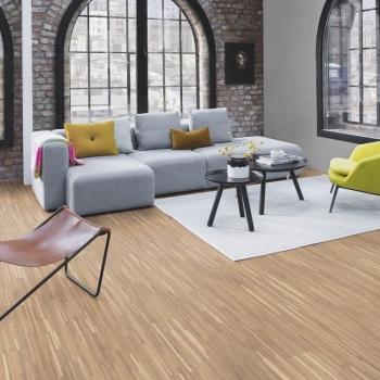 Boen Fineline Oak White Engineered Wood Flooring