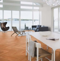 Boen Prestige Cherry Herringbone Engineered Parquet