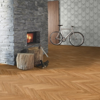 Boen Prestige Herringbone Oak Nature Engineered Parquet