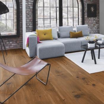 Boen Chalet Oak Antique Oiled 20mm Engineered Wood Flooring