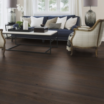 Boen Chaletino Oak Brown Jasper Brushed 20mm Engineered Wood Flooring