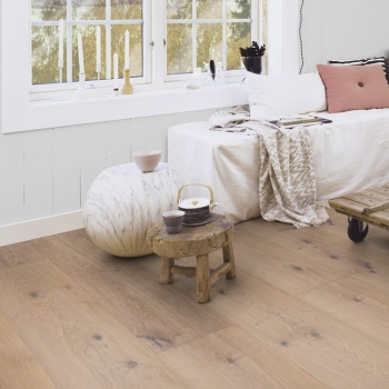 Boen Chalet Oak Coral Brushed 20mm Engineered Wood Flooring