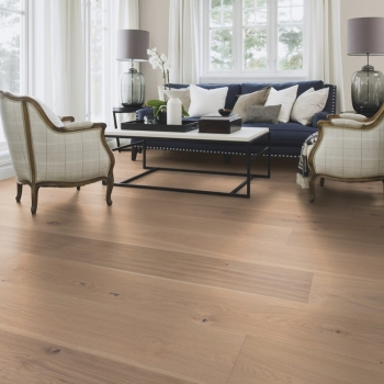 Boen Chalet Oak Traditional White Oiled 20mm Engineered Wood Flooring