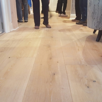 Boen Chaletino Oak Traditional White 20mm Engineered Wood Flooring