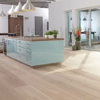 Boen Chaletino Oak White Nature