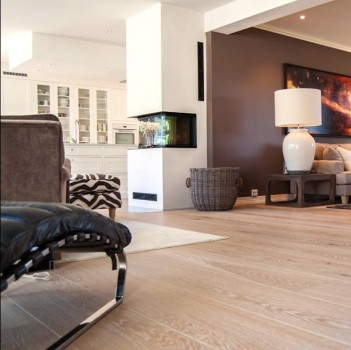 Boen Chaletino Oak Old Grey Brushed 20mm Engineered Wood Flooring