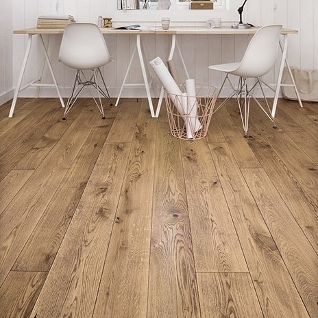 Boen Stonewashed Oak Alamo 138mm Engineered Wood Flooring
