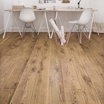 Boen Stonewash Oak Alamo 138mm Engineered Wood Flooring