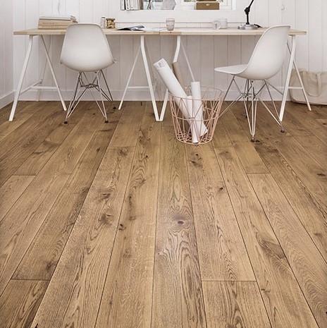 Boen Stonewashed Oak Alamo 138mm Engineered Wood Flooring Save