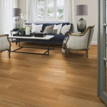 Boen Oak Andante bevelled 138mm Engineered Wood Flooring