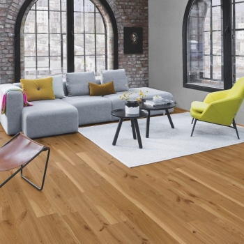 Boen Oak Vivo Brushed and Oiled 138mm Engineered Wood Flooring