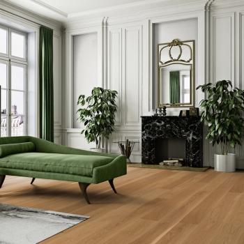 Boen Oak Andante Bevelled 181mm Engineered Wood Flooring