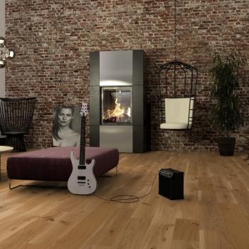 Boen Oak Vivo Brushed and Oiled 181mm Engineered Wood Flooring