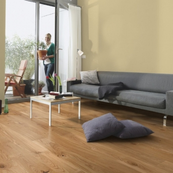 Boen Oak Vivo Bevelled 209mm Engineered Wood Flooring