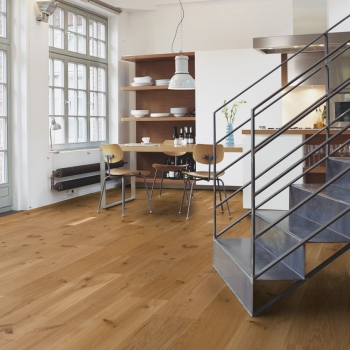 Boen Oak Vivo Brushed and Oiled 209mm Engineered Wood Flooring