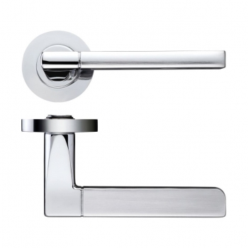 VENICE Handle, Latch & Hinge Pack | Privacy Latch & Fire Door Hinges