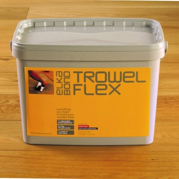 Elka Bond Trowel Flex 13.5Kg Tub Wood Flooring Adhesive