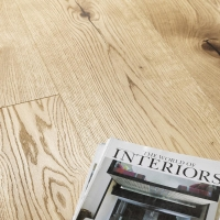 Elka Champagne Oak Brushed and Oiled 14mm 1-Strip