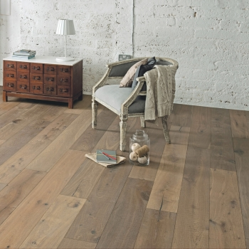 Elka Rural Sawn Oak Handcrafted 14mm 1-Strip