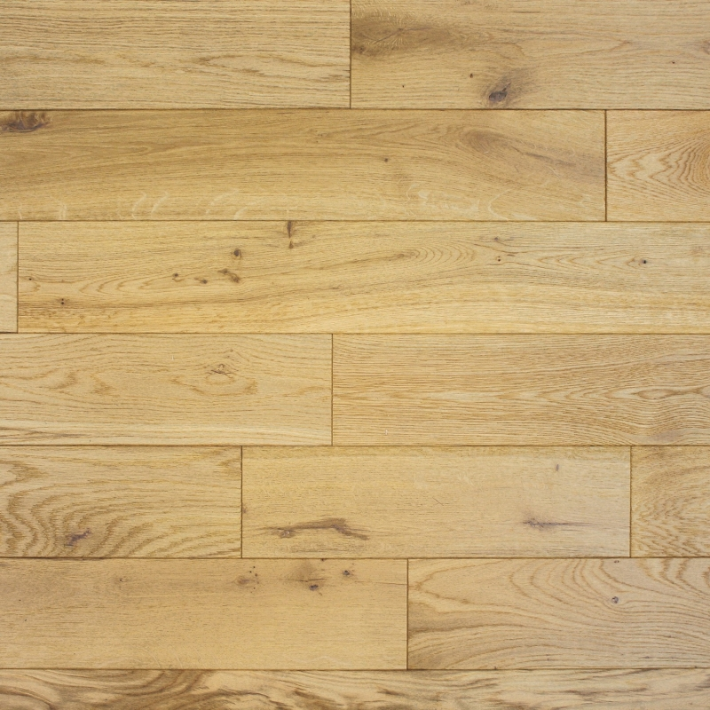 Elka Enhanced Oak Brushed Matt Lacquer Engineered Wood Flooring Hamiltons Doors And Floors