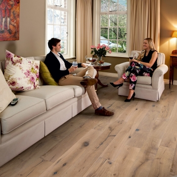 Elka Autumn Oak Smoked Brushed And Oiled 20mm